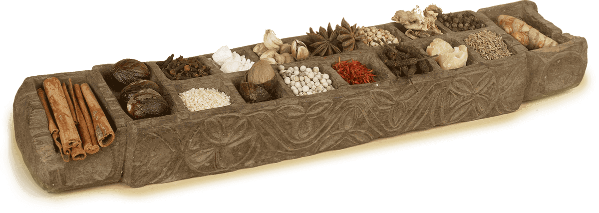 Spices rack