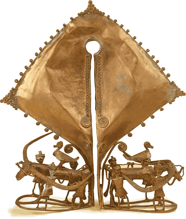 Sumba statue